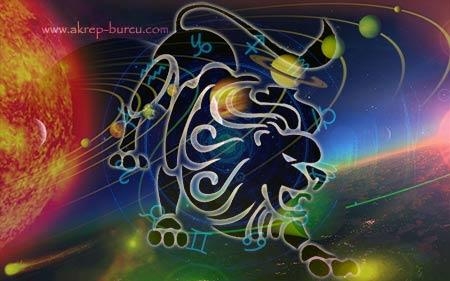 Yükselen Aslan Burcu özellikleri Akrep Burcu Astroloji